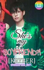 She's My Boyfriend?! (GxG) [KRYBER] by authornim_jinri