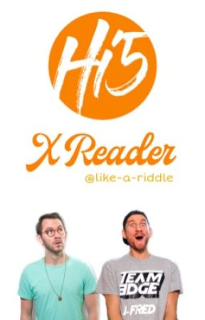 Team Edge One-Shots X Reader by Like-A-Riddle