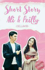 Short Story Ali Prilly by dellawir