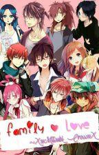 Family love by XxMitsuki_CrossxX