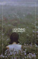 lightning ↬ atla by unicornnuts
