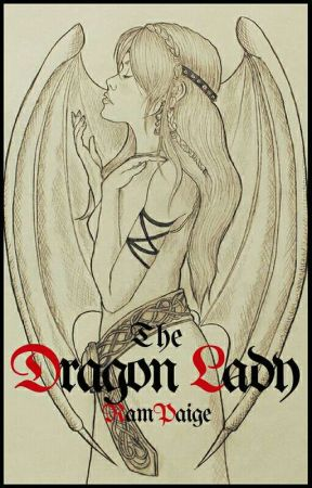 The Dragon Lady by MalathiRivi