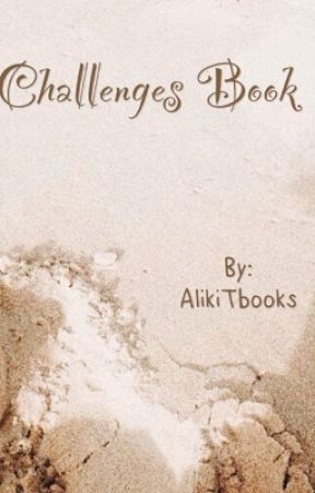 Challenges Book by AlikiTbooks