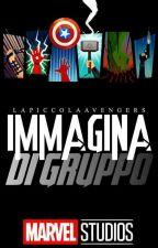 immagina Eroi Della Marvel by lapiccolaavengers