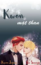 [GRI/EDIT] (HOÀN) Kwon mặt than by JulieSangPham