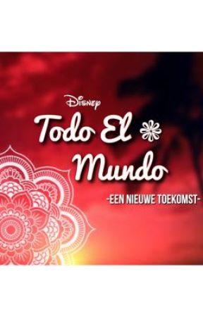 Todo El Mundo 3- Een Nieuwe Toekomst by lambrechtsien
