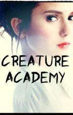 Creature Academy by Kaydenloves1D
