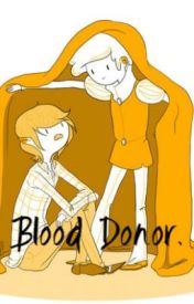Blood Donor (Gumball x Marshall lee) by TheTasteOfTheChase