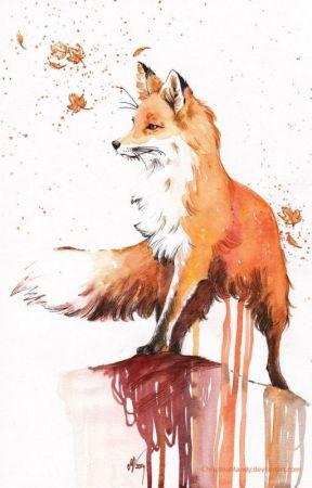 my fanart book by mystic_the_fox