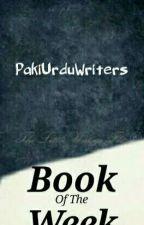 Book Of The Week  by PakiUrduWriters
