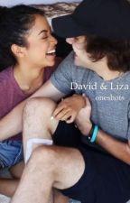 David & Liza~oneshots by bubbapookie