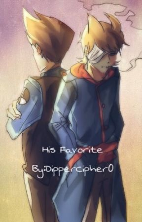 His Favorite [TomTord] by DipperCipher0