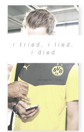 i tried, i lied, i died - durm x bartra by mbayern00