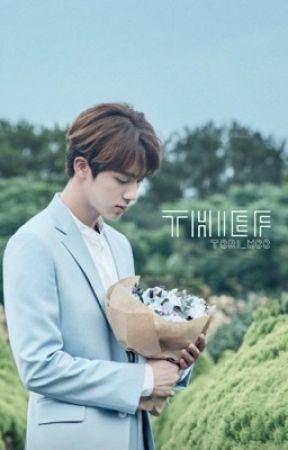 Thief: BTS Jin X Reader by tori_moo
