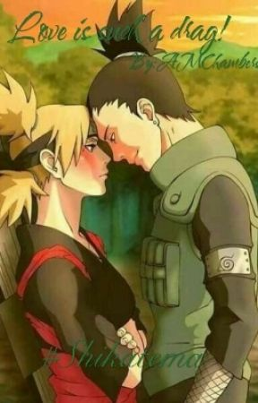 Love in high school is such a drag! Shikatema by AMChambers