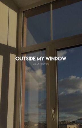 Outside my window | ✓  by weltington