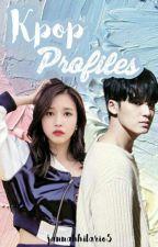 Kpop Profiles  by jannahhilario5