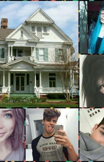Cinco Jovens e Uma Casa