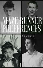 Maze Runner Preferences by Dilara63820