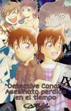 Detective Conan:Asesinato perdido en el tiempo by Akygbs
