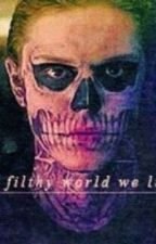 Its a filthy world (tate langdon) by _marijane_baby