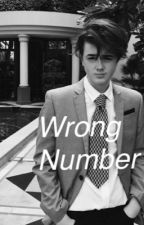 Wrong Number// Anderson Webb by Kayleighpoolexox