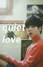 quiet love {•NamJin•} by M00NY00N