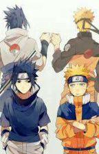 Sasuke en el pasado ?!! ( Pausada )  by Alo19senpai