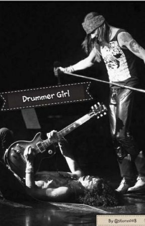 Drummer Girl by kirawinterwriter