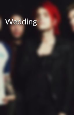 Wedding Stories Wattpad