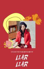 liar liar | wonwoo, chaeyeon✔ by vernillabae
