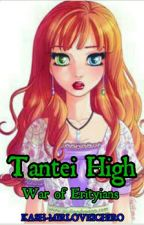 TANTEI HIGH  (War of Erityians)  FanFiction by CjayLavable26