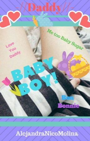 Daddy/Bon x Bonnie/Lemmon yaoi by AlejandraNicoMolina