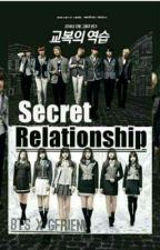 Secret Relationship (Bts And Gfriend) by Ms_Circle019