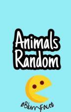 Animals Random :v by Bl7rryF2c3