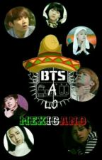 BTS a lo Mexicano  by Jacqueline566