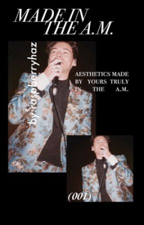 made in the a.m. (aesthetics) by aggressively_awkward
