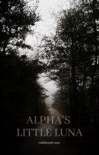Alpha's Little Luna by Cassb5