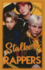 Stalkers Of Rappers [HopeV/YoonMin/NamJin] by Nagisa_LOVE