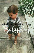 Baby boy by Karuni01