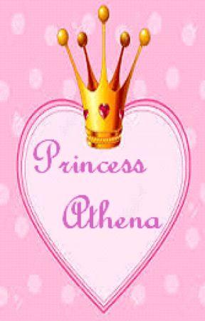Princess Athena by iAmAnggeL