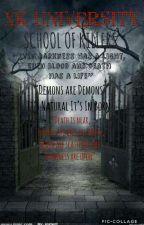 XK UNIVERSITY: SCHOOL OF KILLERS by BalaneErich