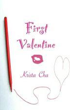First Valentine by kristacha