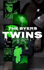 THE BYERS TWINS [MIKE WHEELER] by -hadertozier