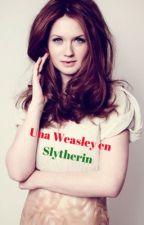 Una Weasley en Slytherin by reixbb1