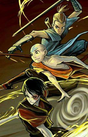 Avatar the Last Airbender (Aang/Sokka/Zuko Love Story) by jv1338091