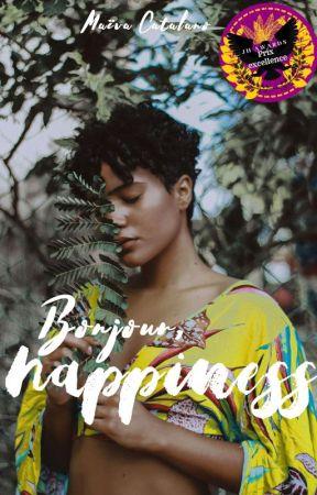 Bonjour, Happiness by maevacatalano
