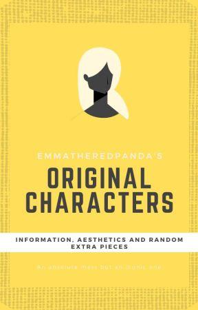 OC Randomness by EmmatheRedPanda