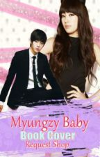 Myungzy Baby Book Cover Request Shop (Closed) by watasiwagracedesu