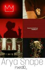Arya Snape{Poberti, pozastaveno} by ani20056